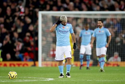 Liverpool vs Man City Aguero