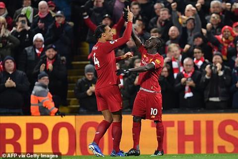 Kết quả Liverpool vs Man City - Vòng 12 Ngoại hạng Anh 201920 hình ảnh