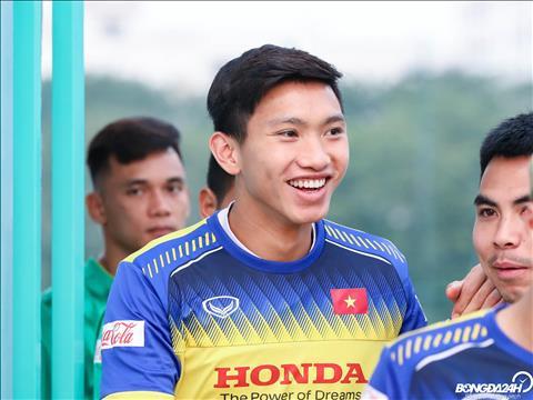 Đoàn Văn Hậu sẽ không tham dự VCK U23 châu Á 2020 hình ảnh