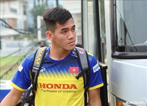 ẢNH Dàn tuyển thủ U22 Việt Nam quyết tâm chiếm suất trên ĐTQG hình ảnh