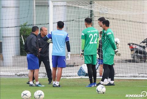 HLV Park Hang Seo thiết quân luật trước trặn gặp UAE và Thái Lan hình ảnh