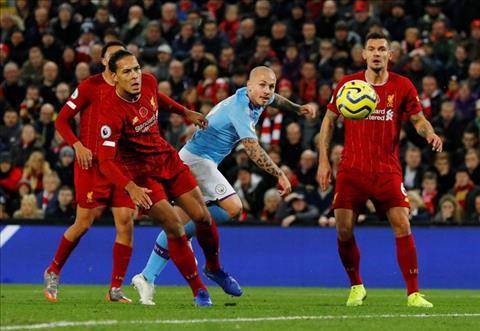 Liverpool 3-1 Man City Trả giá đắt vì hậu phương lỏng lẻo hình ảnh