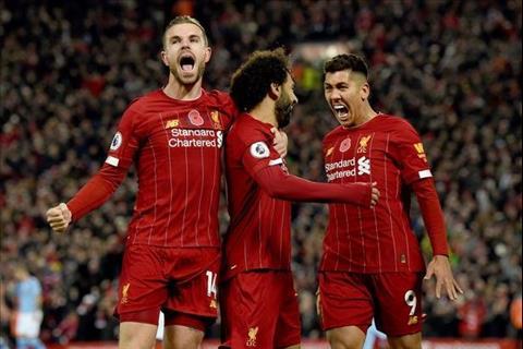 Liverpool thang Man City