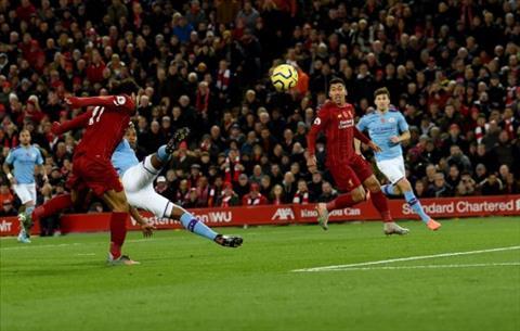 HLV Wenger nói về trận Liverpool vs Man City hình ảnh