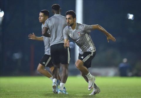 Tuyển UAE quyết tâm đánh bại Việt Nam vòng loại World Cup 2022 hình ảnh