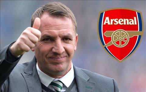 Rodgers toi Arsenal