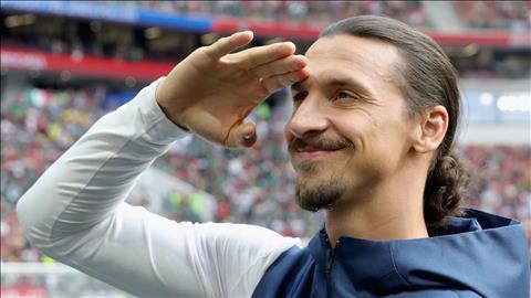 Tiền đạo Ibrahimovic được mời chào trở lại Serie A hình ảnh