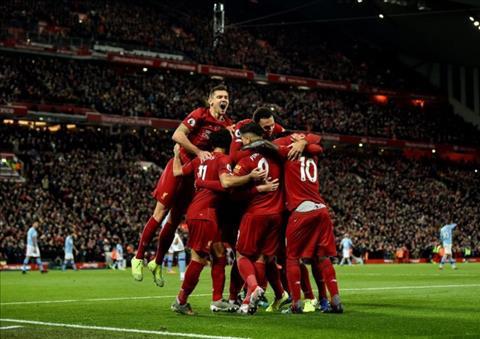 Liverpool vô địch Ngoại hạng Anh 201920, nhưng hình ảnh