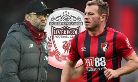 Liverpool muốn mua Ryan Fraser của Bournemouth hình ảnh