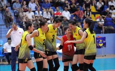 Lịch thi đấu bóng chuyền nữ Việt Nam tại SEA Games 2019 hình ảnh