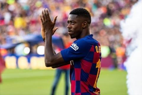 Man City quan tâm tiền đạo Ousmane Dembele hình ảnh