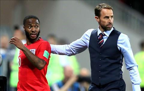 Gareth Southgate đã đúng khi xử lý Raheem Sterling của ĐT Anh! hình ảnh