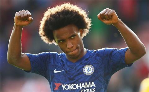 Thầy cũ khuyên Willian bỏ Chelsea sang Juventus hình ảnh