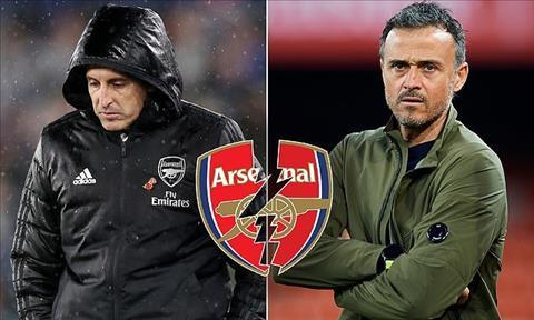 Arsenal đàm phán với HLV Luis Enrique hình ảnh