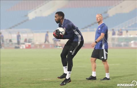 DT UAE da de thung luoi 3 ban sau 3 tran tai vong loai World Cup 2022.