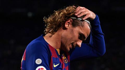 Antoine Griezmann đưa ra yêu sách để chơi tốt hơn ở Barcelona hình ảnh
