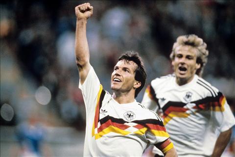 Top 10 cầu thủ ra sân nhiều nhất cho ĐT Đức hình ảnh