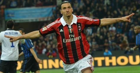 AC Milan muốn ký hợp đồng với Zlatan Ibrahimovic hình ảnh