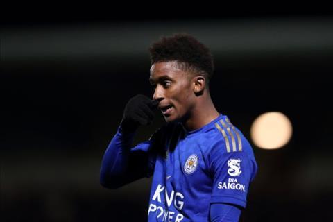 Demarai Gray nói về trận Leicester vs Arsenal hình ảnh