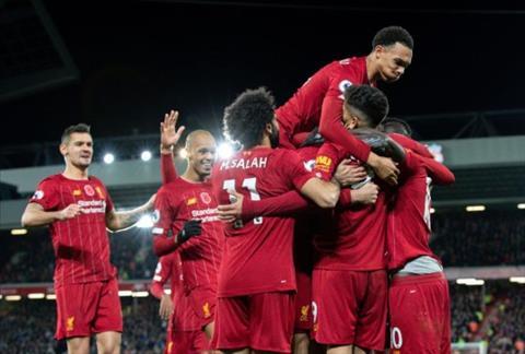 Hàng tiền vệ Liverpool mạnh nhất Ngoại hạng Anh 201920 hình ảnh