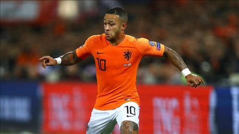 HLV tuyển Hà Lan khuyên tiền đạo Depay rời Lyon hình ảnh