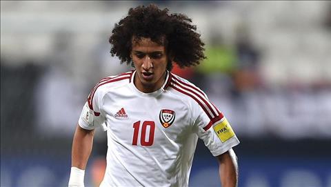 Omar Abdulrahman: Messi Chau A tro lai trong doi hinh UAE vs Viet Nam1