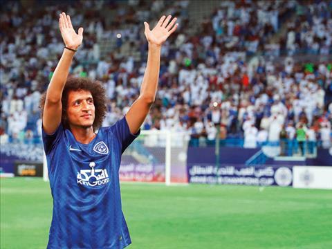 Tai nang cua Omar Abdulrahman tuyen UAE