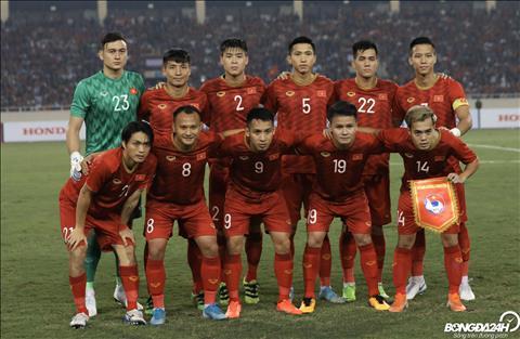 Đội tuyển Việt Nam khó tập trung trở lại trong tháng 6 hình ảnh