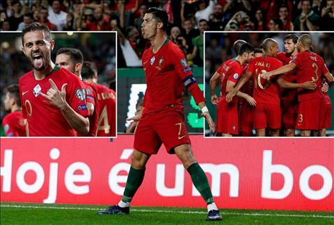 Nhận định Bồ Đào Nha vs Lithuania (2h45 ngày 1511) Mang niềm vui trở lại cho CR7 hình ảnh 2