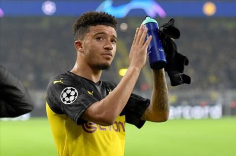 Rời Dortmund, Jadon Sancho tới Liverpool hình ảnh