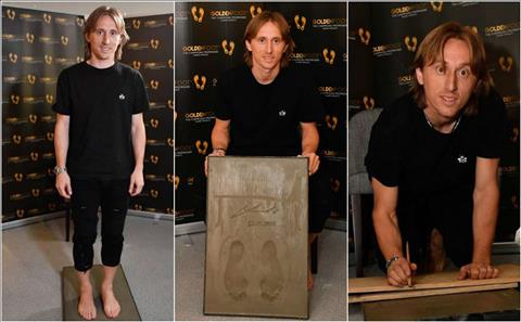 Tiền vệ Luka Modric đoạt giải Bàn Chân Vàng 2019 hình ảnh