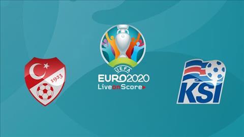 Thổ Nhĩ Kỳ vs Iceland 0h00 ngày 1511 Vòng loại EURO 2020 hình ảnh