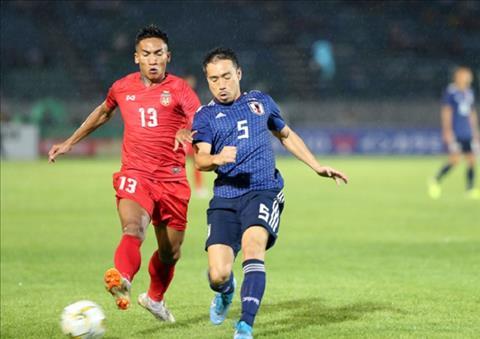 Kyrgyzstan vs Nhật Bản 18h15 ngày 1411 Vòng loại World Cup 2022 hình ảnh