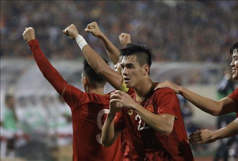 Cập nhật BXH FIFA Thứ hạng tuyển Việt Nam sau khi thắng UAE hình ảnh