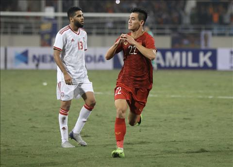 Tien Linh Viet Nam vs UAE