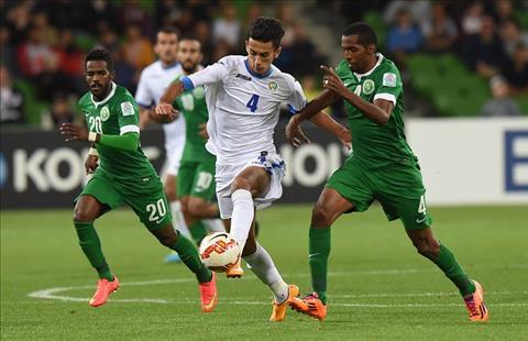 Uzbekistan vs Saudi Arabia 19h00 ngày 1411 Vòng loại World Cup 2022 hình ảnh