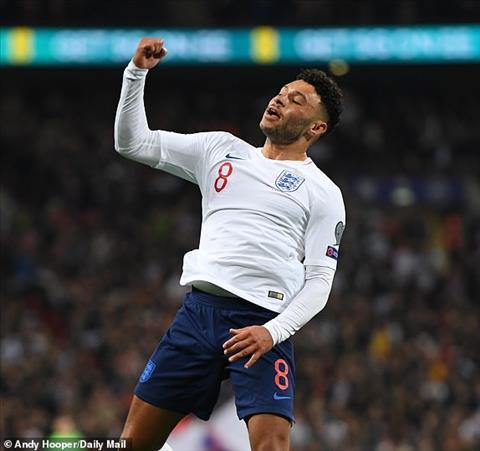 Anh 7-0 Montenegro Đại thắng ở Wembley, Tam sư chính thức giành vé dự VCK Euro 2020 hình ảnh 2
