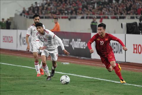 Quang Hai vs UAE 14/11
