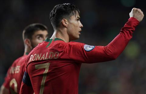 BĐN 6-0 Lithuania Ronaldo lập hattrick, Seleccao thắng lớn nhưng chưa thể giành vé dự VCK Euro 2020 hình ảnh 3