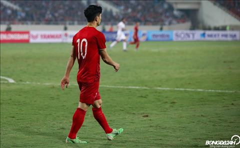 Viec it duoc thi dau tai Bi la mot phan nguyen nhan khien Cong Phuong khong co duoc cam giac thi dau tot nhat.