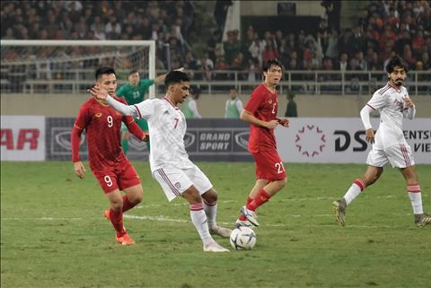 Tiền đạo UAE nói gì sau trận thua trước ĐT Việt Nam hình ảnh