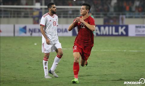Việt Nam 1-0 UAE Kết quả nhỏ, ý nghĩa lớn  hình ảnh