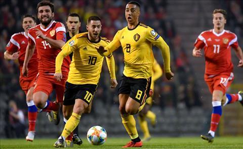 Lịch thi đấu bóng đá hôm nay 16112019 - LTD VL Euro hình ảnh