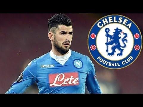 Chelsea mua Elseid Hysaj nhưng không thành công hình ảnh