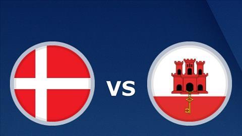 Đan Mạch vs Gibraltar 2h45 ngày 1611 Vòng loại EURO 2020 hình ảnh