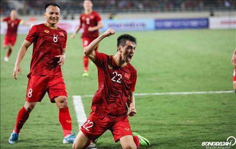 Ban thang nay co y nghia rat lon trong cuoc dua gianh ve vao vong loai thu 3 World Cup 2022 khu vuc chau A cua DT Viet Nam.