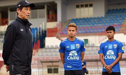 HLV Nishino ra tối hậu thư cho các học trò trước trận gặp Việt Na hình ảnh