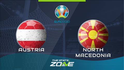Áo vs Macedonia 2h45 ngày 1711 vòng loại Euro 2020 hình ảnh
