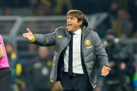 HLV Conte của Inter Milan bị gửi thư nặc danh dọa giết hình ảnh