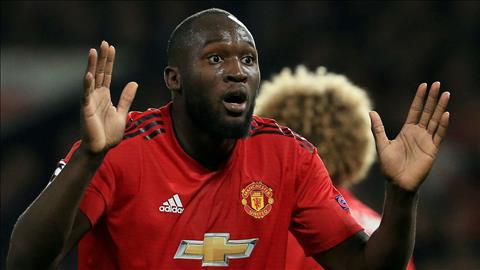 Vì sao tiền đạo Romelu Lukaku rời MU ở Hè 2019 hình ảnh